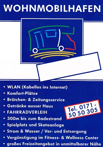 Wohnmobilpark Reise
